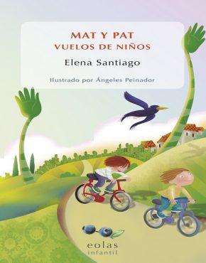 Mat y Pat vuelos de niños