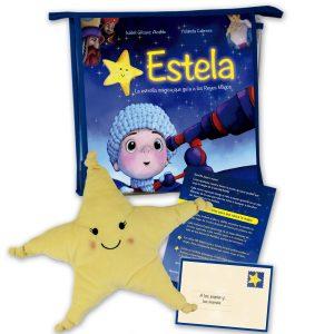 Estela, la estrella mágica que guía a los Reyes Magos