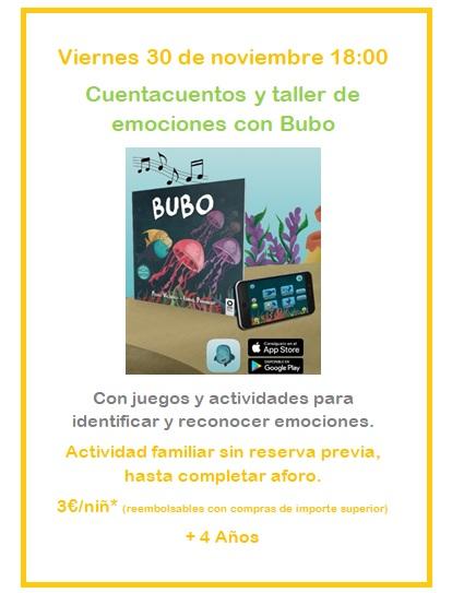 Cuentacuentos Bubo
