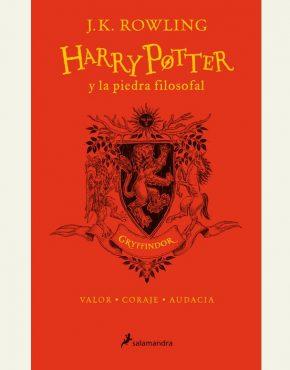 Harry Potter y la piedra filosofal. Edición 20 aniversario: Gryffindor
