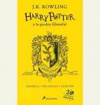 Harry Potter y la piedra filosofal. Edición 20 aniversario: HUFFLEPUFF