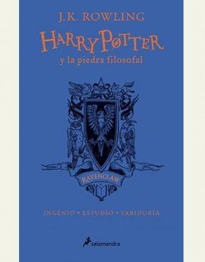 Harry Potter y la piedra filosofal. Edición 20 aniversario: RAVENCLAW
