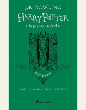 Harry Potter y la piedra filosofal. Edición 20 aniversario: SLYTHERIN
