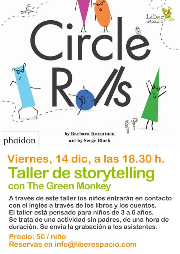 Storytelling diciembre
