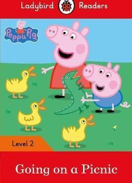 Peppa Pig going on a Picnic