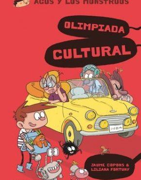 Agus y los monstruos 13: Olimpiada Cultural
