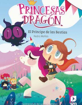 Princesas dragón 8: el príncipe de las bestias