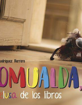 Romualda, la pelusa de los libros