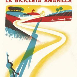 La bicicleta amarilla