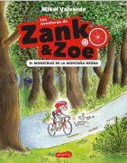 El monstruo de la montaña negra. Las aventuras de Zank & Zoe 1