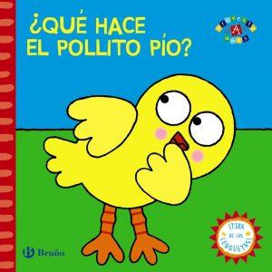 ¿Qué hace el pollito Pio?