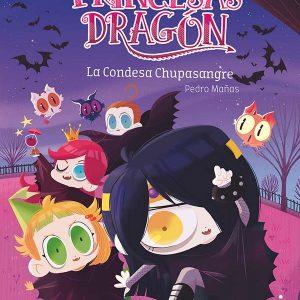Princesas dragón 9: La condesa Chupasangre