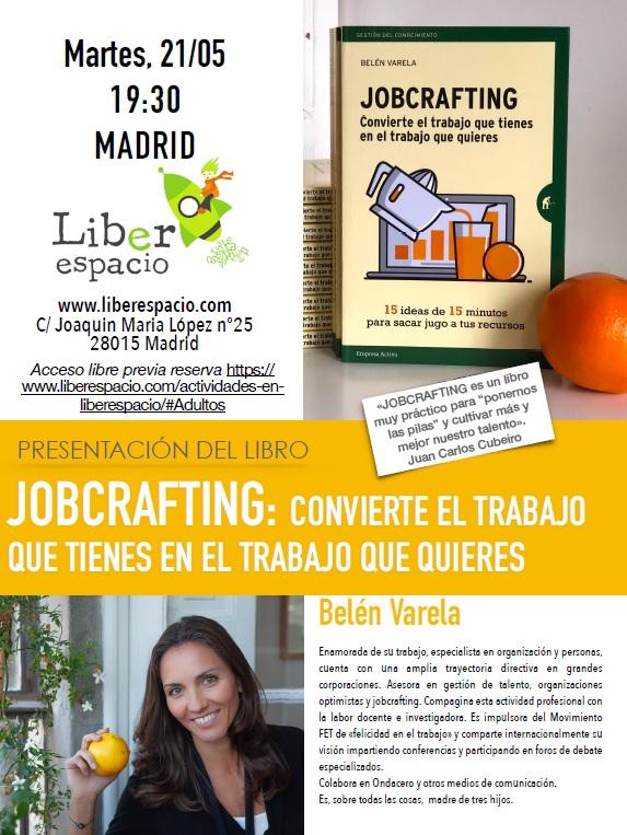 Presentación Jobcrafting