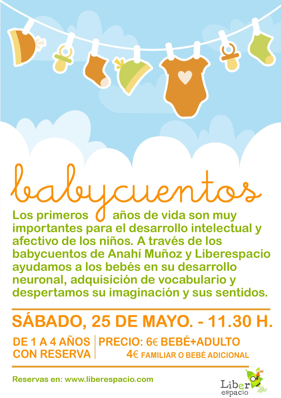 Babycuento Mayo 2019