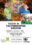 talleres liberespacio caleidoscopios nov19