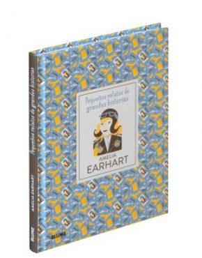 Amelia Earhart. Pequeños relatos