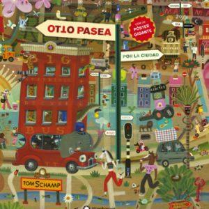 Otto pasea por la ciudad