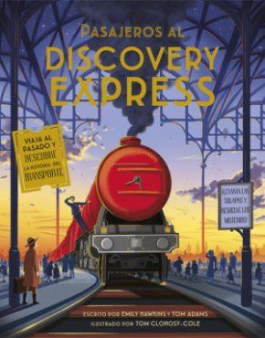 Pasajeros al Discovery Express