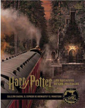 Harry Potter, Los archivos de las películas
