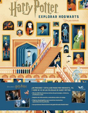 Harry Potter. Explorar Hogwarts