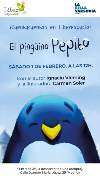 Presentacion Pingüino Pepito