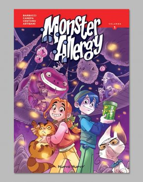 Monster Allergy Integral Vol.1