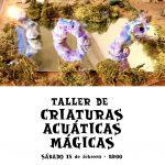 Taller criaturas acuáticas
