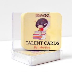 Talent cards: Conversa