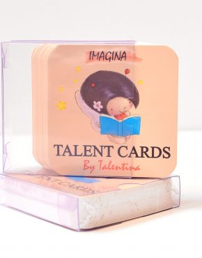 Talent Cards: Imagina