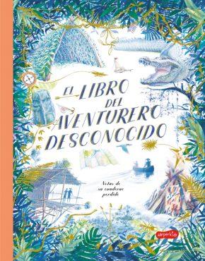 El libro del aventurero desconocido