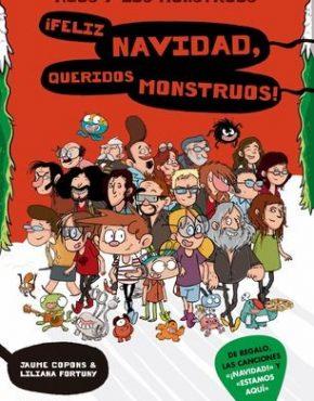 ¡Feliz Navidad, queridos monstruos!