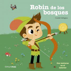 Robin de los bosques (Texturas)