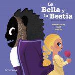 La bella y la Bestia (Texturas)