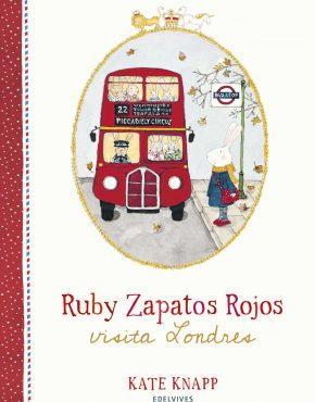 Ruby Zapatos Rojos visita Londres