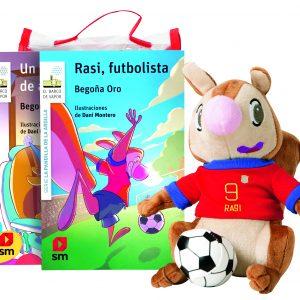 Pack de Rasi futbolista