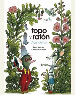 Topo y Ratón. Días de verano