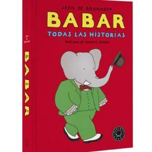 Babar. Todas las historias (nueva edición)