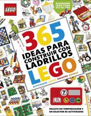 365 ideas para construir con ladrillos LEGO ®