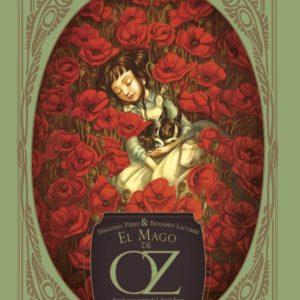 El mago Oz, ilustrado por Benjamin Lacombe