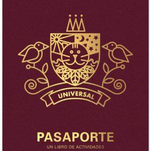 Pasaporte. Un libro de actividades