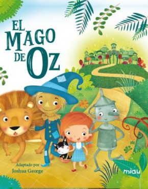 El mago de Oz. Álbum ilustrado