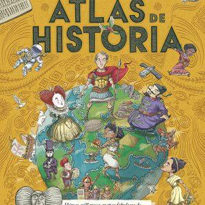 Colección Excepcionales. Atlas de historia