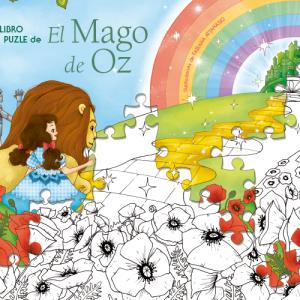 El libro puzle de El mago de Oz