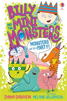 Billy and the Mini Monsters 5- Monsters Go to a Party!
