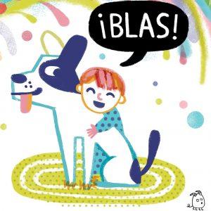 ¡Blas! de Elena Hormiga