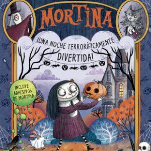 La fiesta de Mortina ¡Una noche terroríficamente divertida!