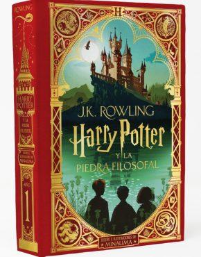 Harry Potter y la piedra filosofal (Ed. Minalima)