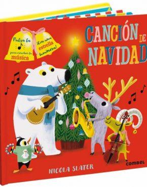 Canción de Navidad. Libro musical