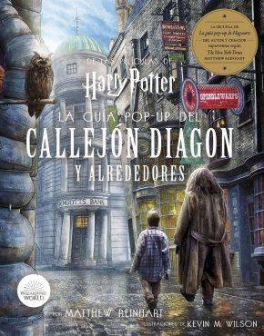 Harry Potter: La Guía pop-up del Callejón Diagón y Alrededores