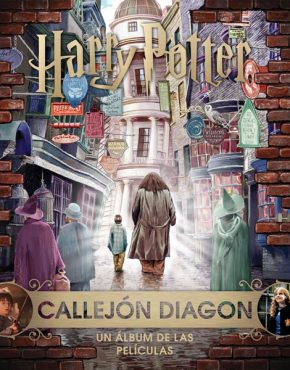 J. K. ROWLING'S WIZARDING WORLD: CALLEJÓN DIAGON.